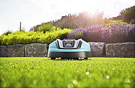 Gardena R70Li Review | Gardena, Garden design, Lawn mowers