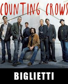 Counting Crows Tickets - TicketOne