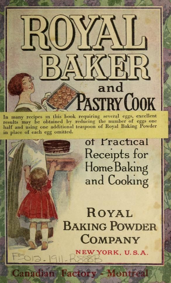 1910-19 1914 Royal Baking Powder Advertisement Advertising-print