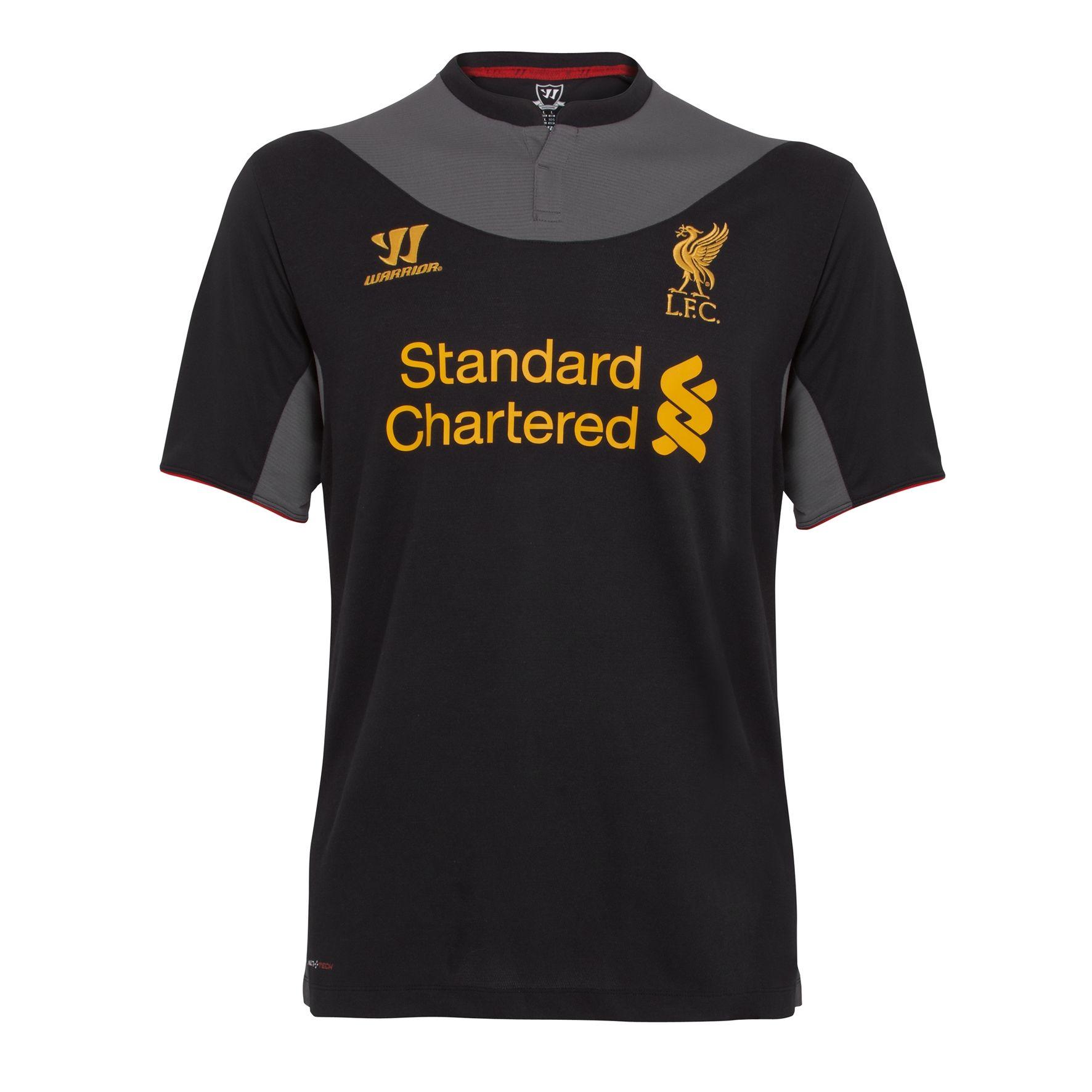 LFC Adult Away S/S Shirt 12/13 - LFC Away Kit - LFC