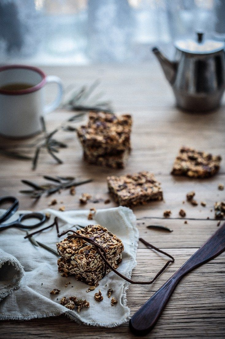 Healthy Granola Bars The Macadames