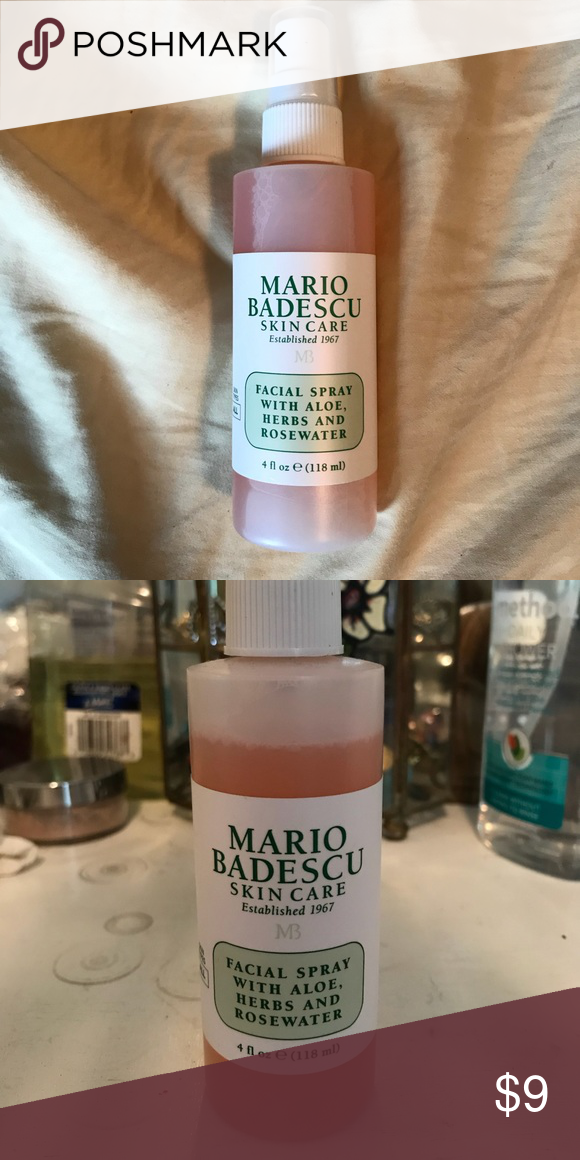 3 20 Mario Badescu Rosewater Face Mist This Stuff Is