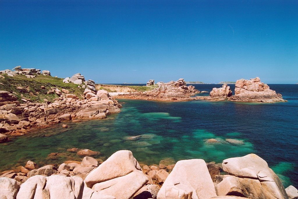 Cote De Granit Rose France Travel The Great Outdoors Places To Go