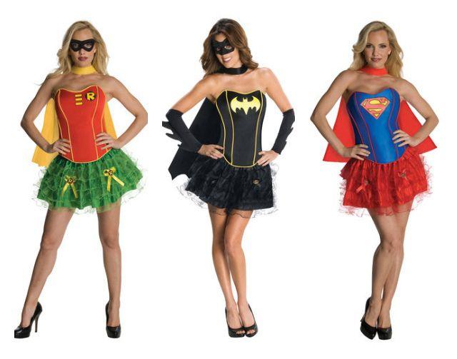 Superhero Costume Party Inspiration