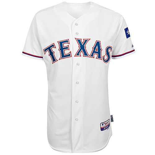Buy Texas Rangers Blank 2012 Cool Base White Jersey Anniversary Patch New  Arrival from Reliable Texas Rangers Blank 2012 Cool Base White Jersey  Anniversary ...