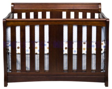 Another crib. Davinci Rowan. Like that the exposed screws are on the side and not the front.