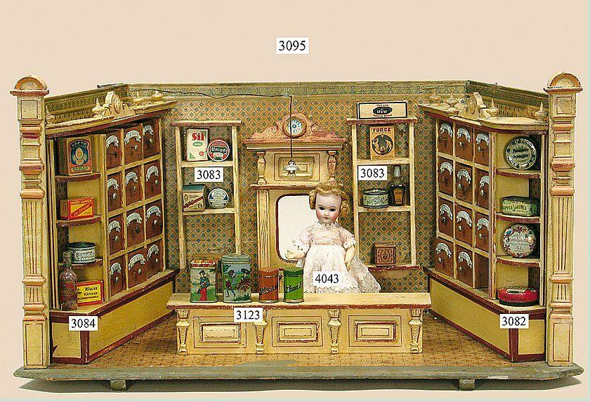 Ladenburger Spielzeugauktion Gmbh Puppenhaus Spielzeug Puppenstube