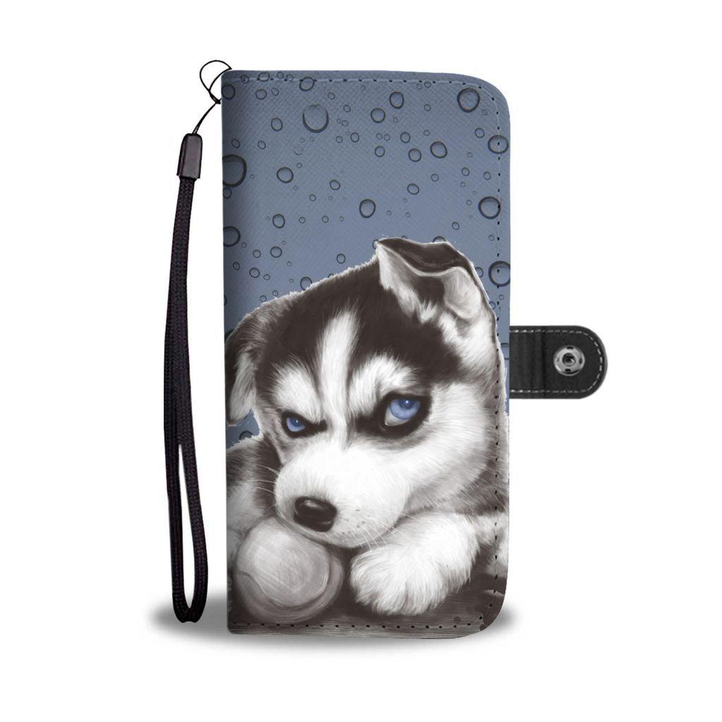 Cheeky husky phone case phone