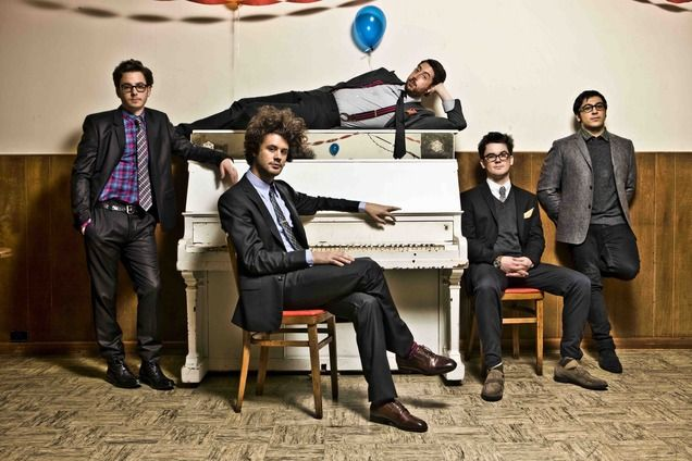 Passion Pit will perform in the 2012 Twilight Concert Series.(Courtesy image)