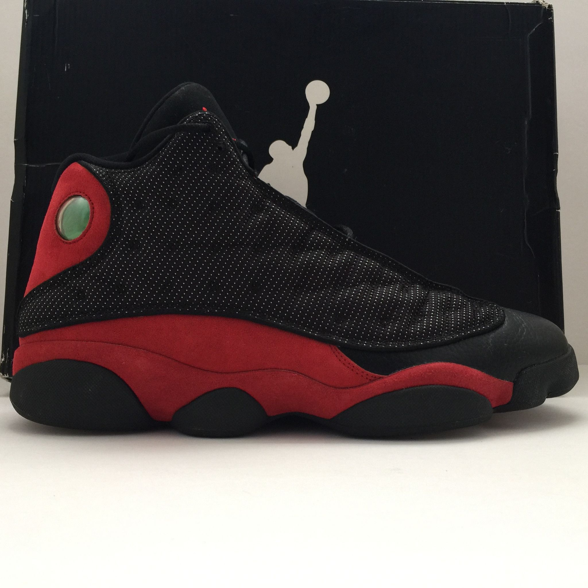 Name  Jordan 13 Bred Size  13 Condition  Used  1262d4a4f