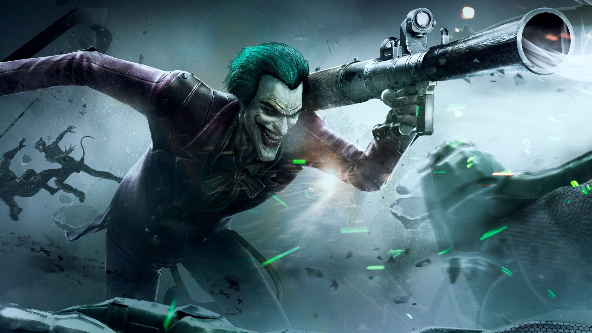 Wallpapers For Desktop Injustice Gods Among Us Wallpaper By Indiana Leapman 2016 09 28 Joker Wallpapers Joker Joker And Harley