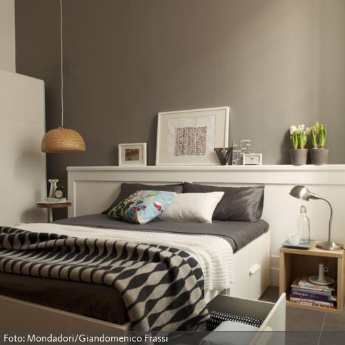 bettk sten f r mehr stauraum in 2019 kleine r ume pinterest. Black Bedroom Furniture Sets. Home Design Ideas
