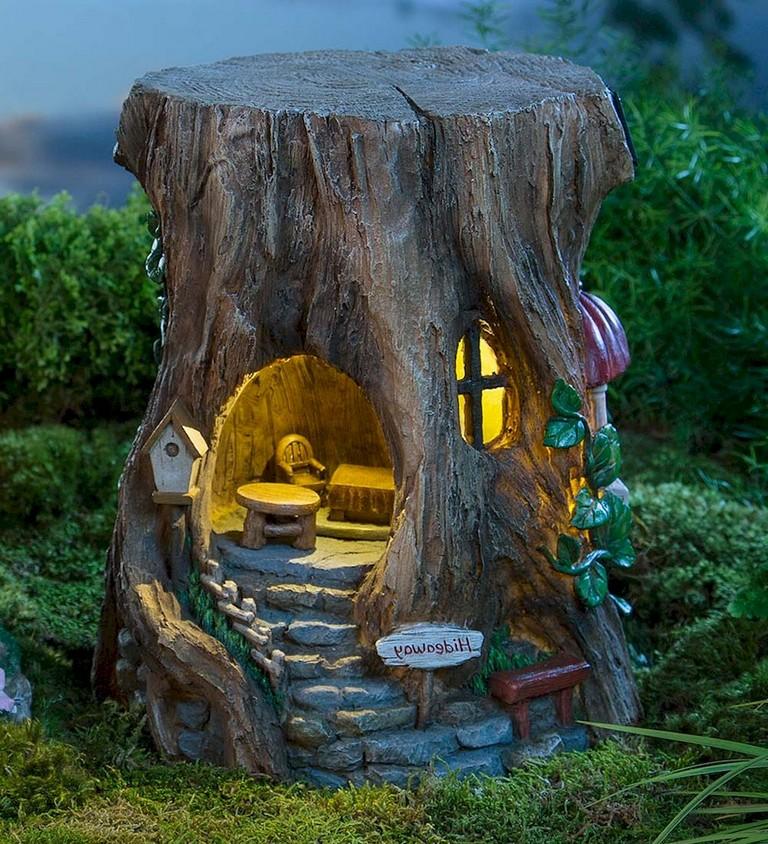 125 Good Backyard Fairy Garden Ideas On A Budget Backyard Fairygarden Gardenideas Miniature Fairy Gardens Fairy Garden Designs Fairy Garden