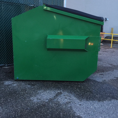 Rent Bin Pro Rent Bin Pro Calgary Waste Management In 2020 Household Waste Garbage Containers Garbage Bin