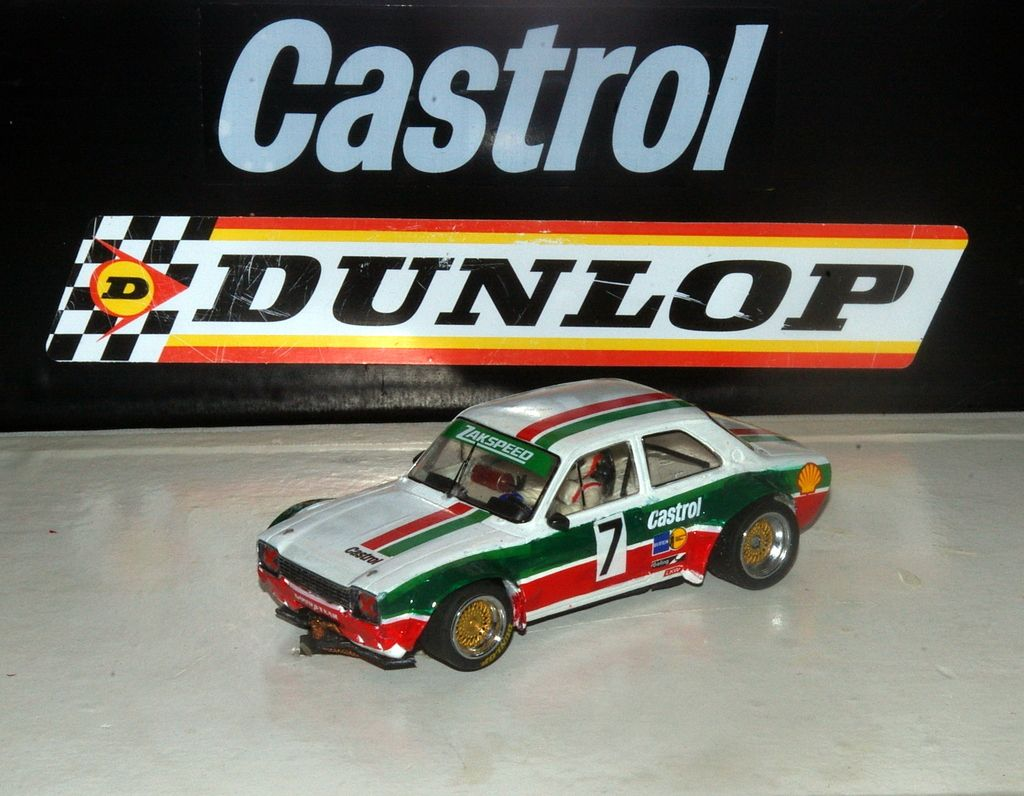 Hot Ford Escort Mk1 - Slot Car Illustrated Forum