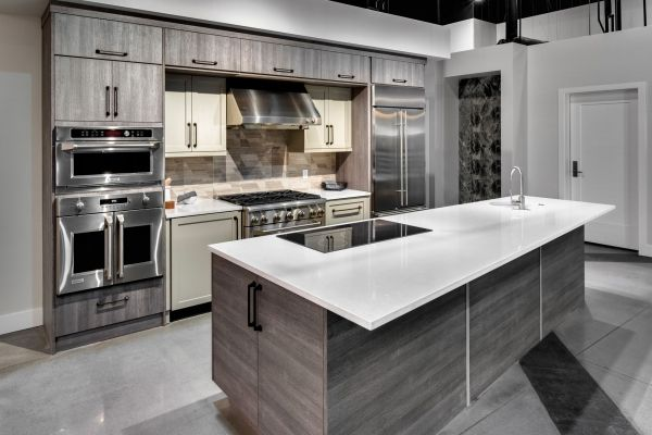 Barcelona Flint Cabinetry By Karman Cabinet Design Kitchen Cabinet Manufacturers Cabinetry