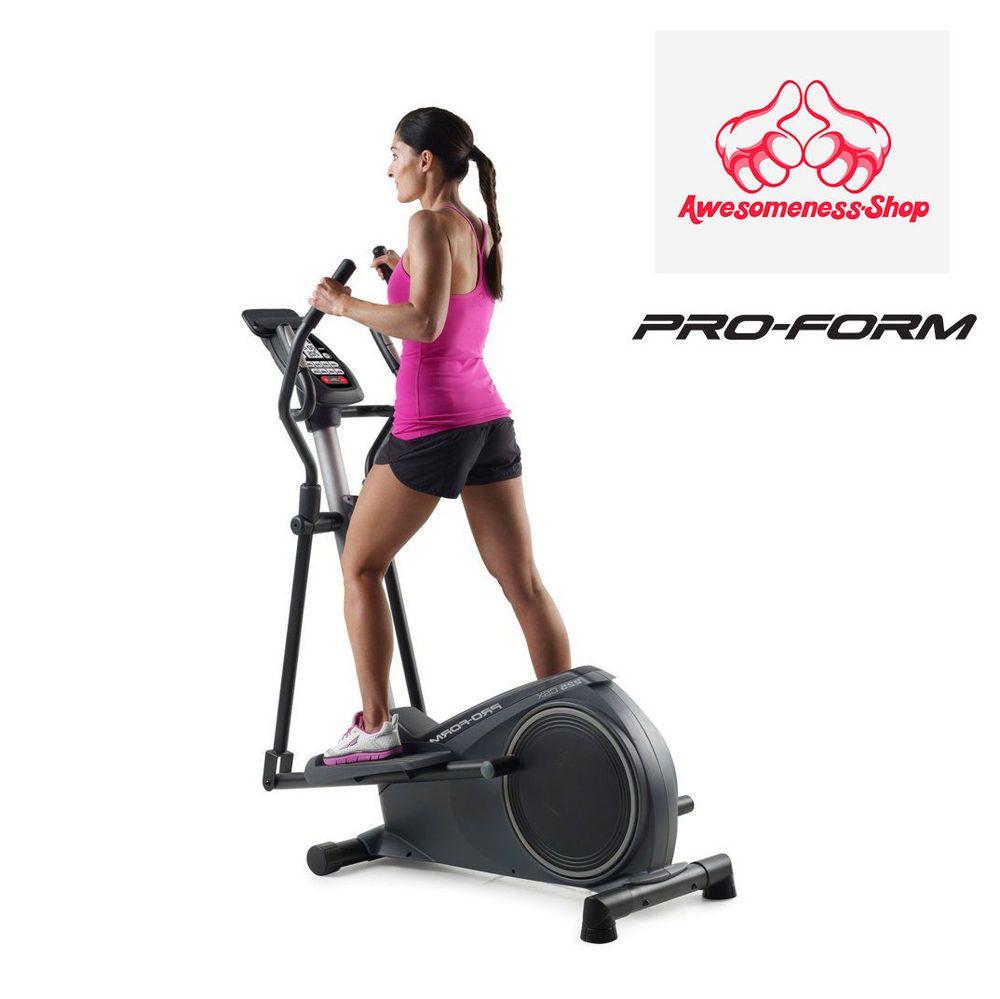 ELLIPTICAL TRAINER FITNESS MACHINE Exercise Home Cardio