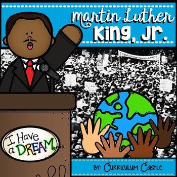 Martin Luther King Jr Day Celebration Unit Martin Luther King Jr King Jr Black History Month Activities