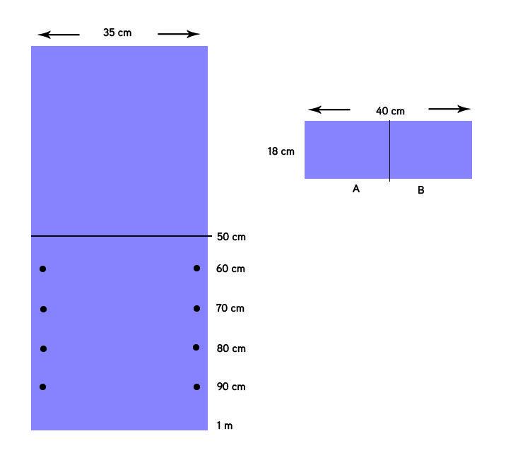 Explicaciones detalladas y dibujo del patrón para realizar un saco ...
