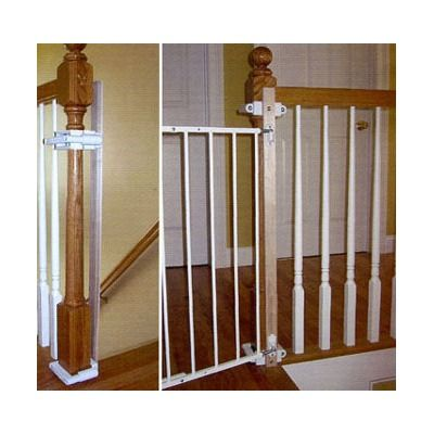 Kidco Stairway Gate Installation Kit Use This Instead Of Drilling