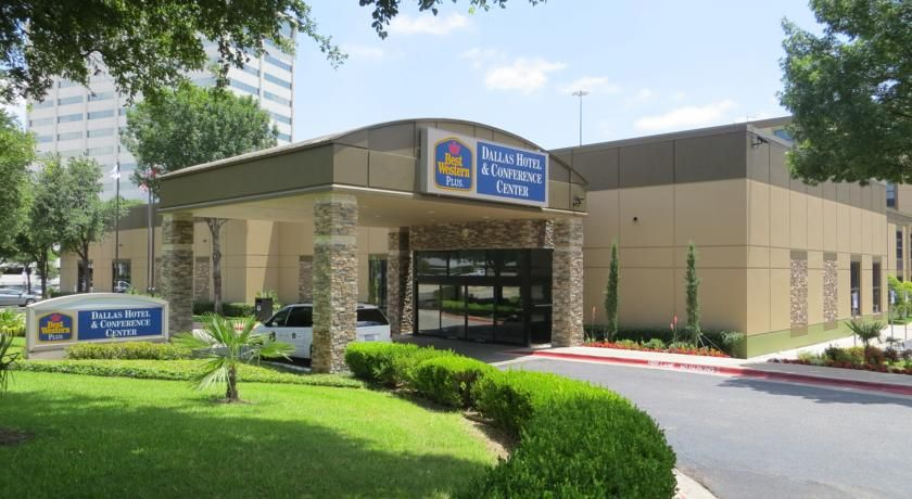 Best Western Plus Dallas Hotel Conference Center Located 19 Km From Downtown And 32 Fort Worth International Airport