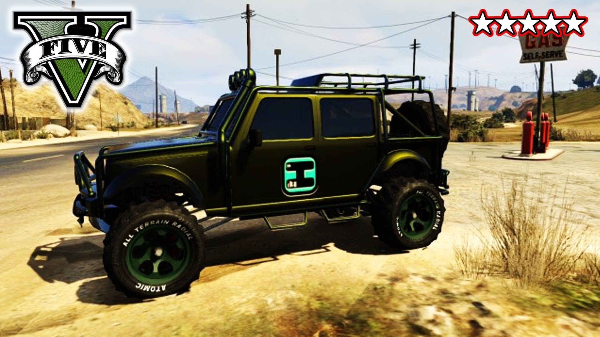 Gta 5 Customizing Trucks Gta Climbing Mount Chiliad Grand