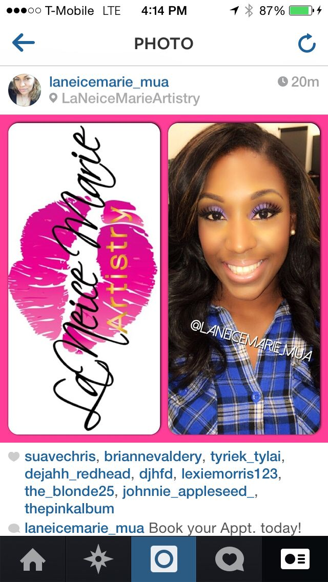 LaNeice Marie Artistry New Orleans, La. HairTherapyNOLA