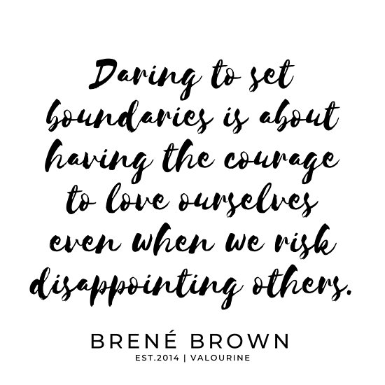 16 | Brene  Brown Quotes  | 190806 |     Poster by QuotesGalore