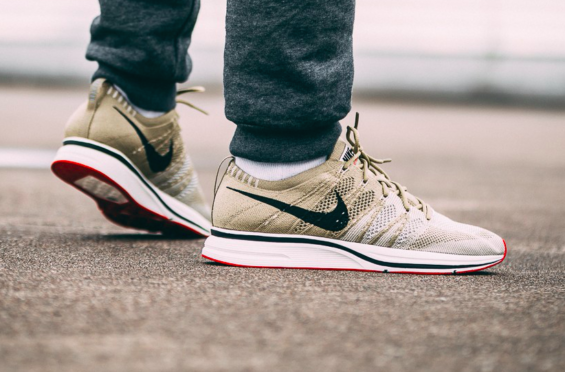 9165fb9107 Nike Flyknit Trainer Neutral Olive Now Available Nationwide | Nike ...