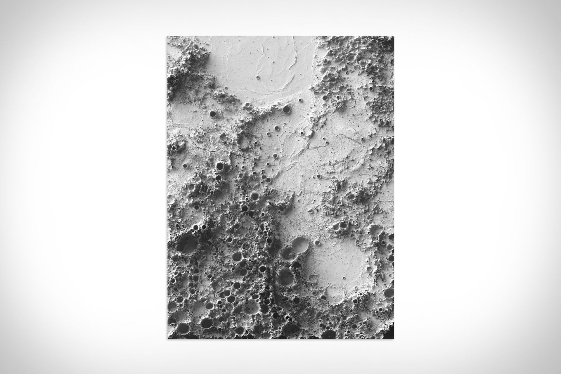 Apollo 11 Moon Surface Print in 2019 | stuff I want | Moon surface