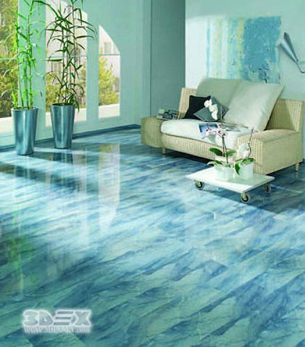 Metallic Epoxy Painted 3D Living Room Floors How To Make Flooring And Floor Art Design All Secrets On Install 3d Self Leveling