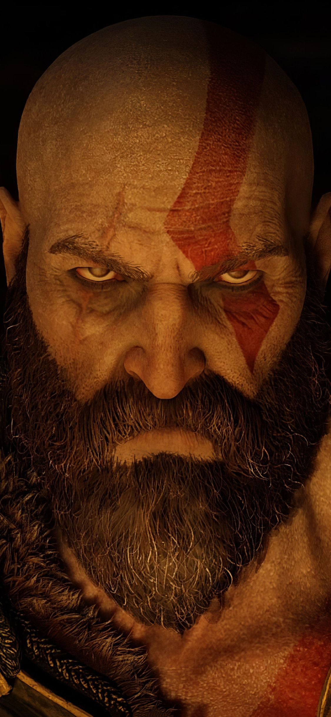 1125x2436 Kratos Angry Eyes God Of War 4 Iphone Xs Iphone 10 Iphone X Hd 4k Wallpapers Images Backgrounds Photos And Kratos God Of War God Of War Angry Eyes