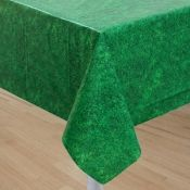 All-Over Grass Printed Table Cover