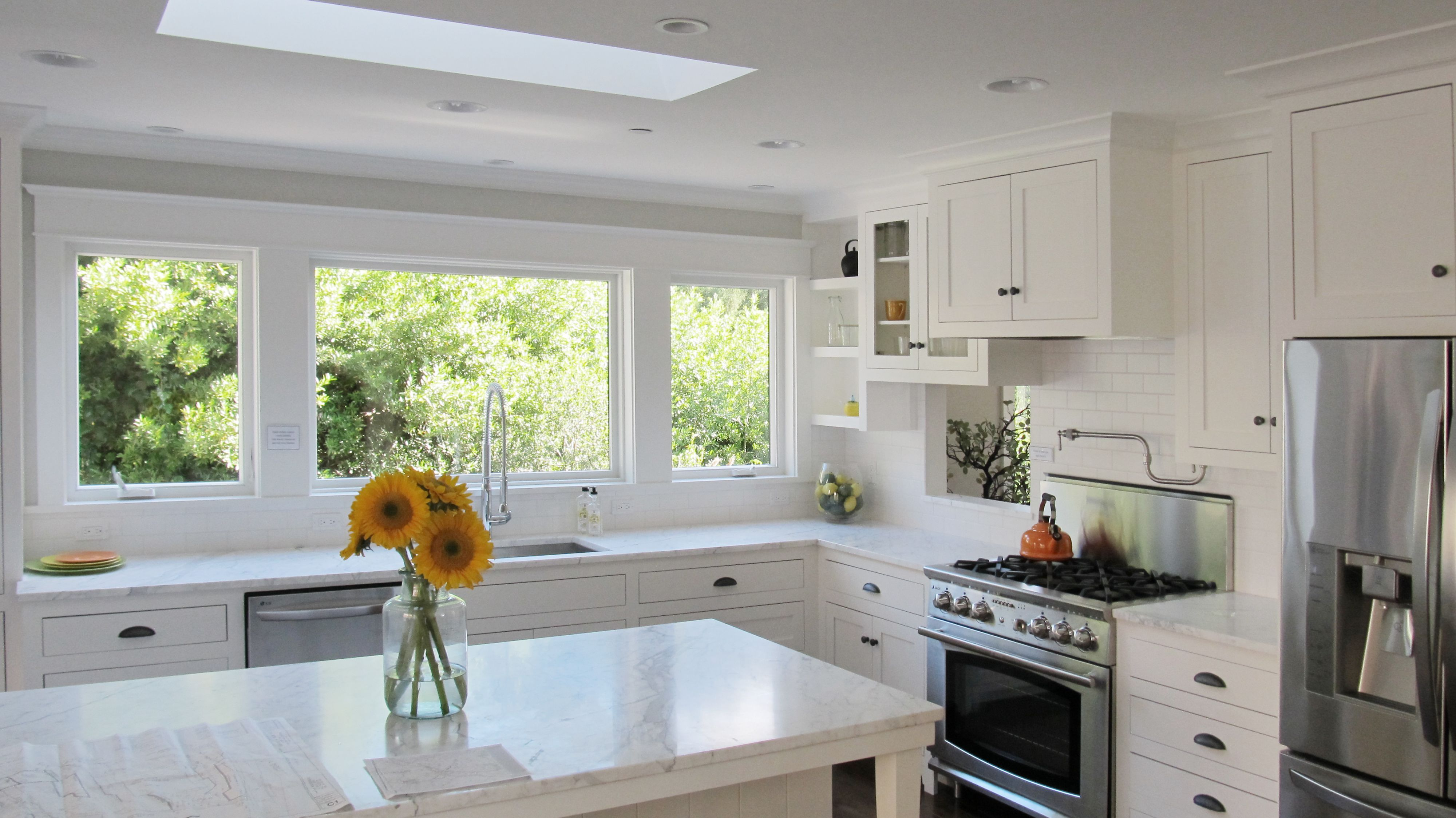 A revisit to a Streamline Builders project in Mill Valley