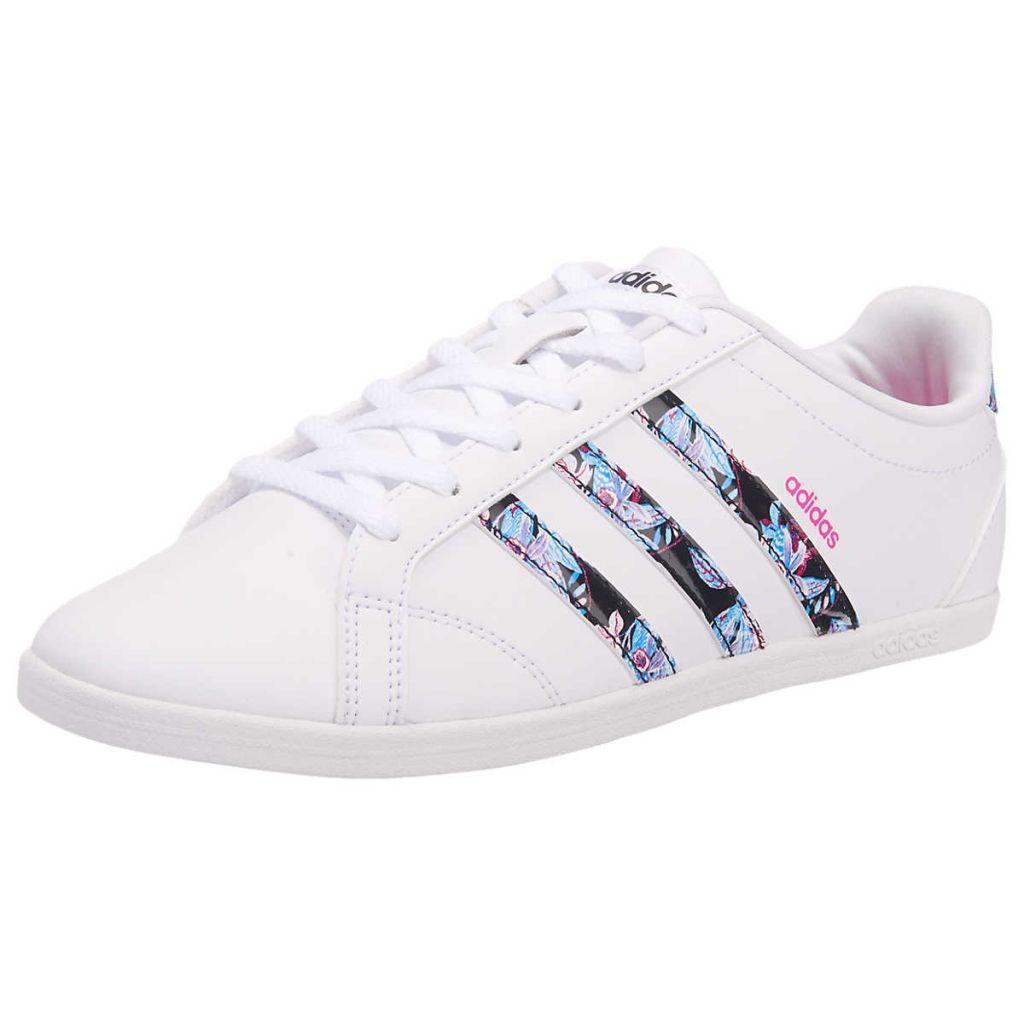 get adidas neo damen sneaker coneo qt vs f0861 2283c