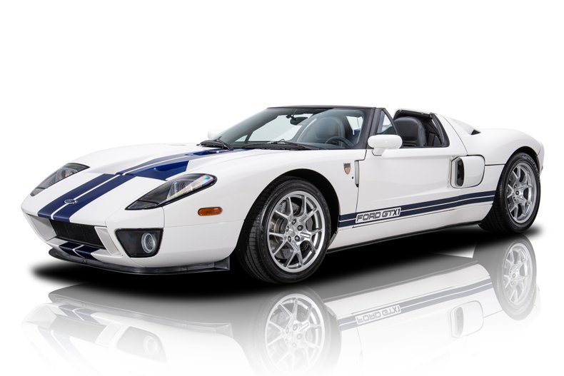 136543 2005 Ford Gt Rk Motors Classic Cars For Sale Ford Gt