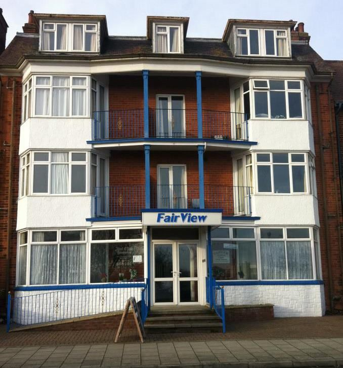 Fair View Seafront Apartments Skegness Lincolnshire Self Catering Holiday Accommodation In Britain