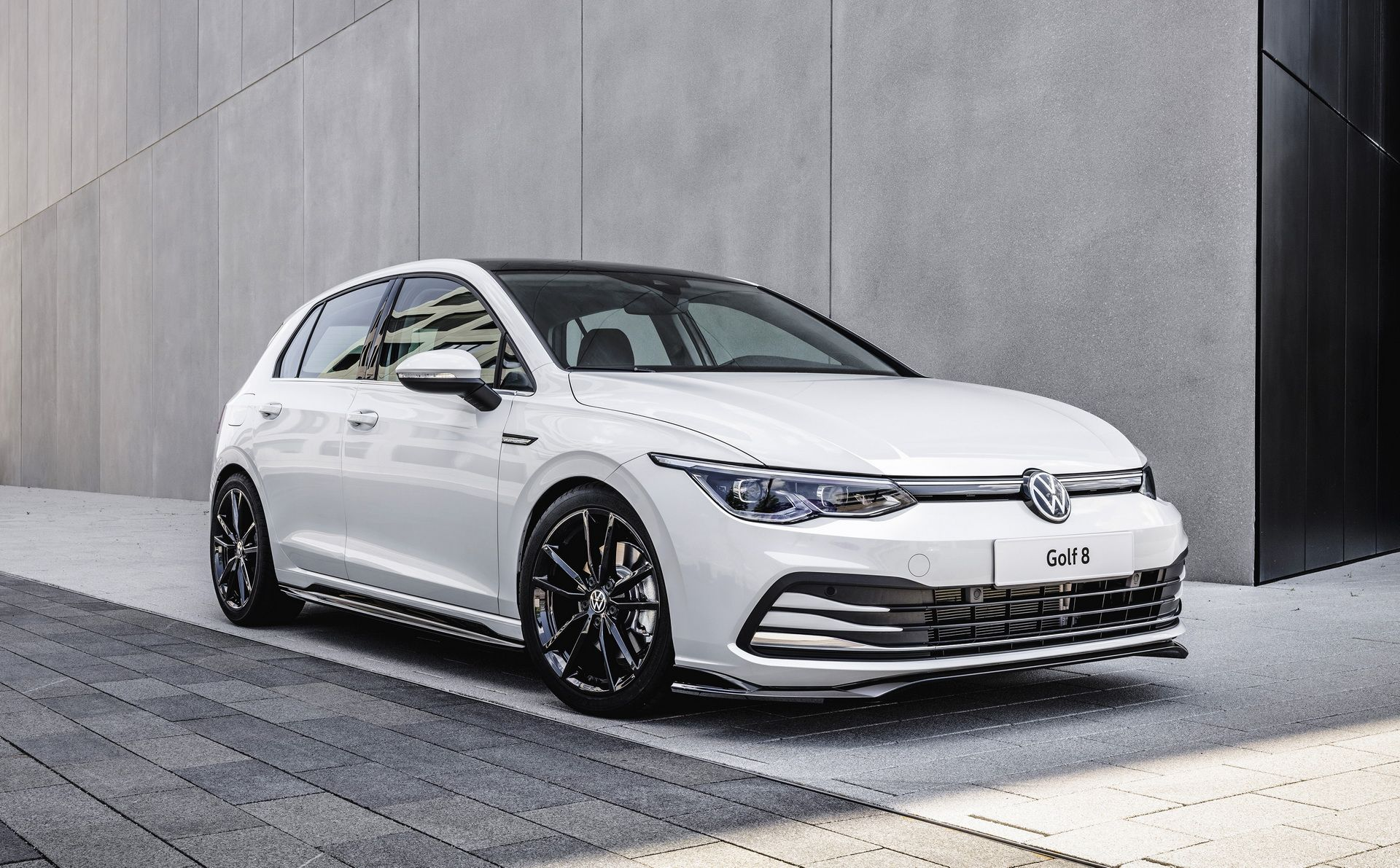 Oettinger Releases A Number Of Parts For The New Vw Golf Mk8 Carscoops In 2020 Volkswagen Golf Volkswagen Volkswagen Golf R