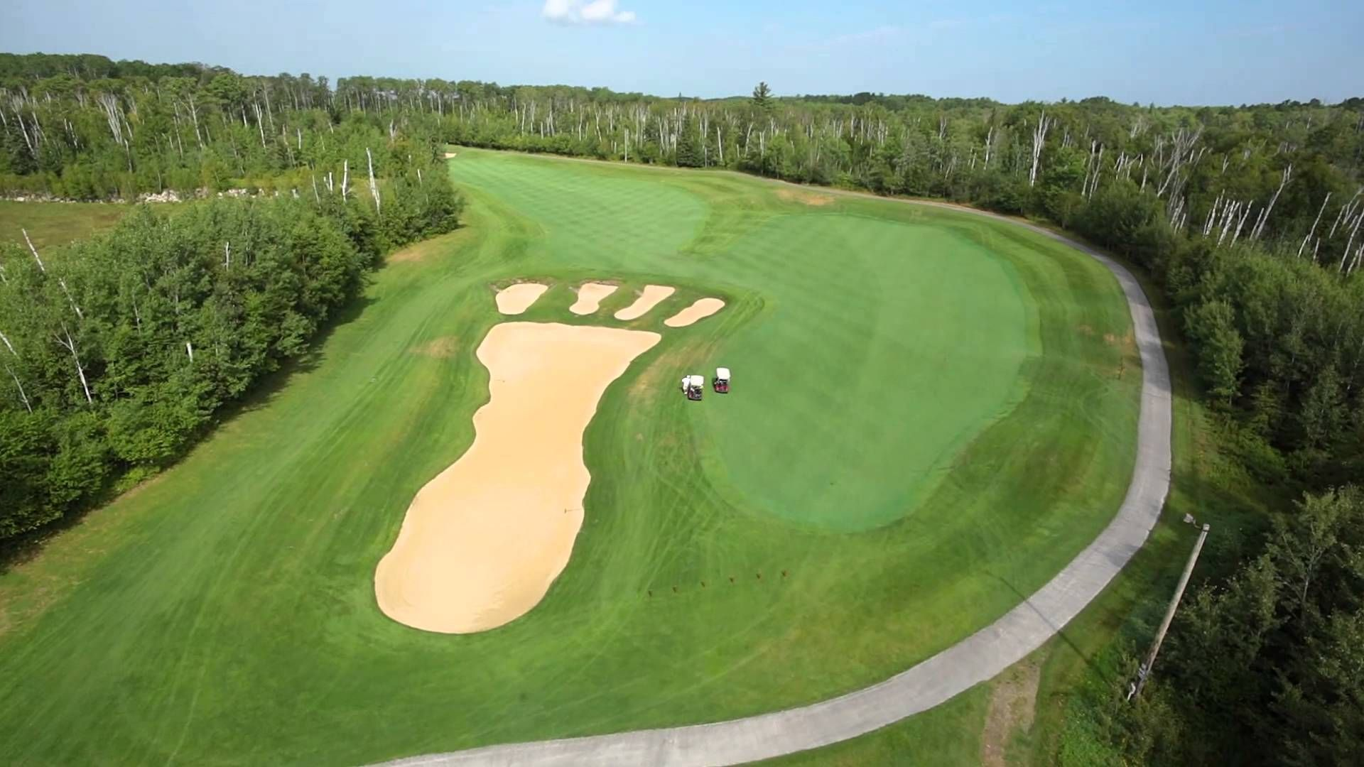 Giant S Ridge Legends Golf Course Biwabik Mn Great Video This Is What Northern Minnesota Golf Is All About Golf Courses Public Golf Courses Golf