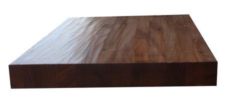 Best Prefinished Hand Scraped Mahogany Butcher Block Countertop 400 x 300