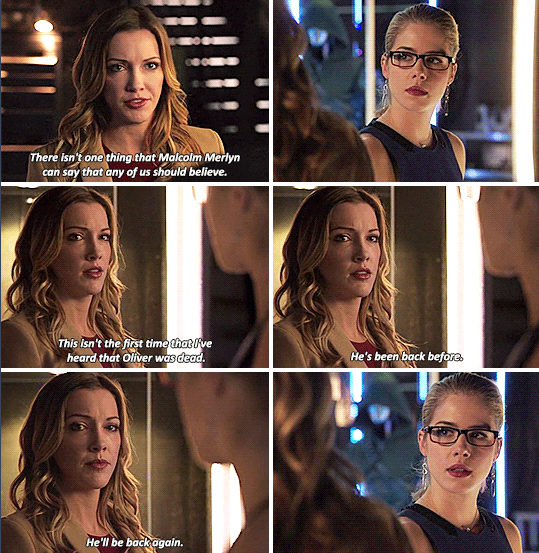 Felicity & Laurel #Arrow #LeftBehind