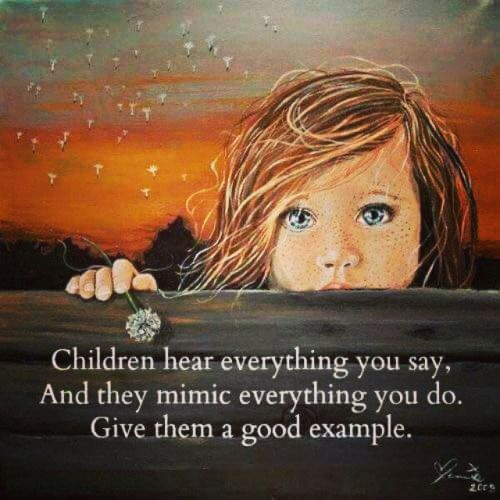 parents example quotes - Google Search