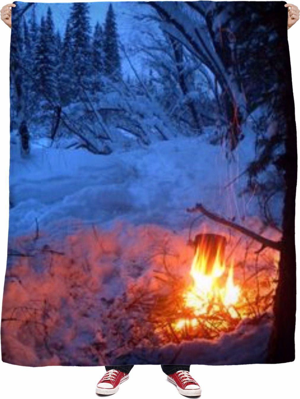 A Winter fire place Winterbilder, Winterlandschaft und
