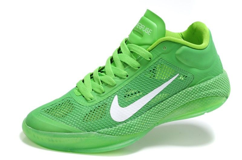 2778ea6dfd4 Nike Zoom Hyperfuse Low Lucky Green White Green-Apple! Only  66.60 ...