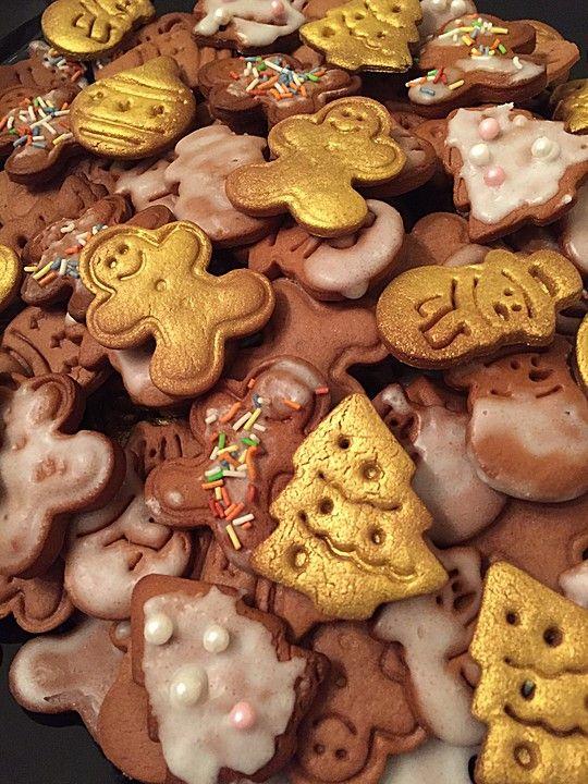 Knusprige Weihnachtskekse Nikolauskekse Zum Ausstechen Chefkoch Rezept Weihnachtskekse Kekse Weihnachtskekse Rezepte
