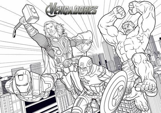 captan amerika malvorlagen  super hero coloring sheets