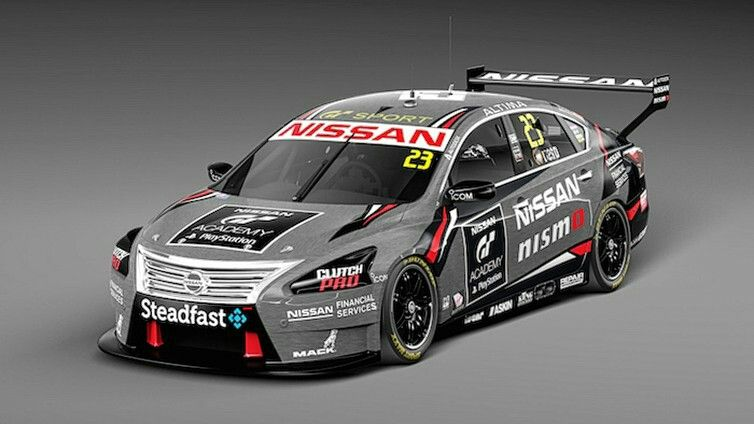 Michael Caruso will race with a Nissan Financial Services