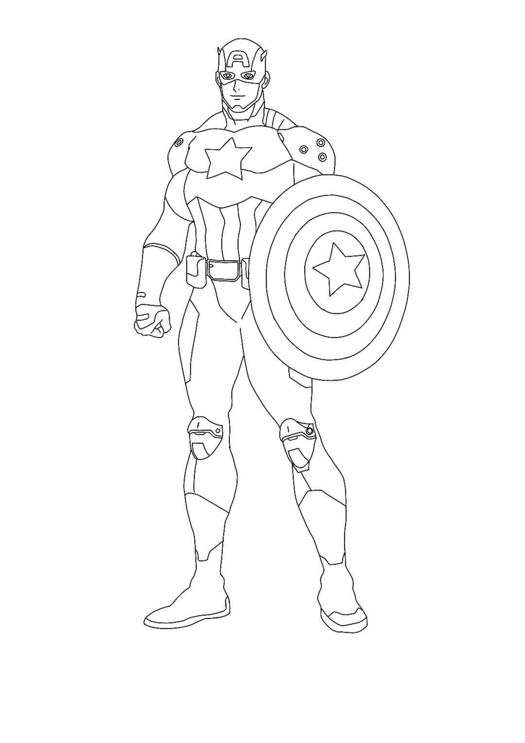 Captain America Civil War Coloring Pages In 2020 Captain America Coloring Pages Captain America Coloring Pages