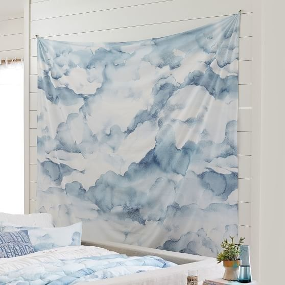 A Dreamy Watercolor Tapestry That Ll Teleport You Straight To