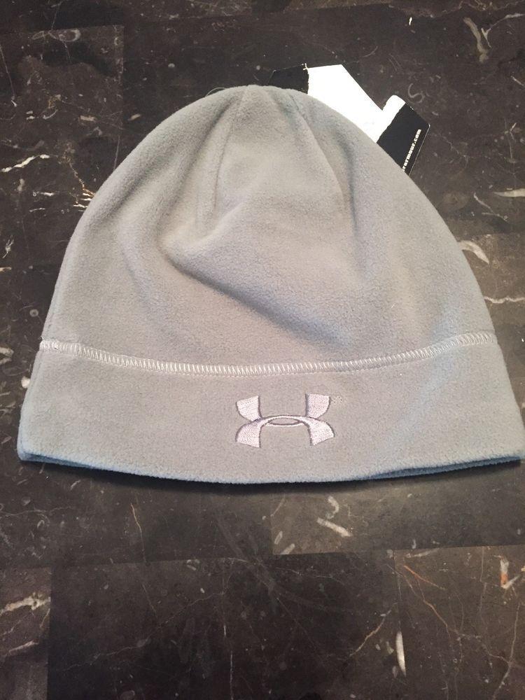23b9b0066 Youth Boys Under Armour Fleece Polyester Winter Beanie Hat - One ...